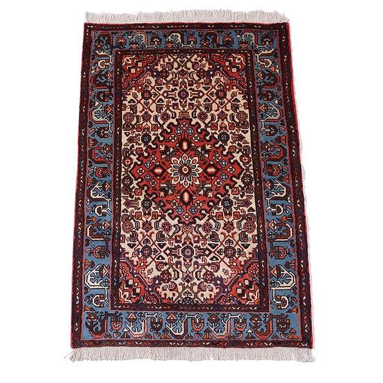 ペルシャ絨毯 ルードバール 148×97cm