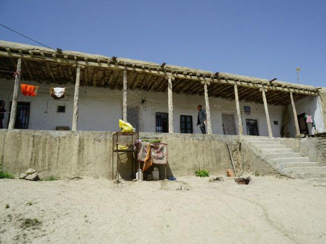 ドゥイドフ村の家 トルキャマン