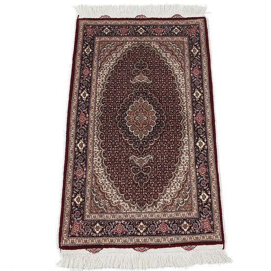 ペルシャ絨毯 タブリーズ 50Raj 130×77cm