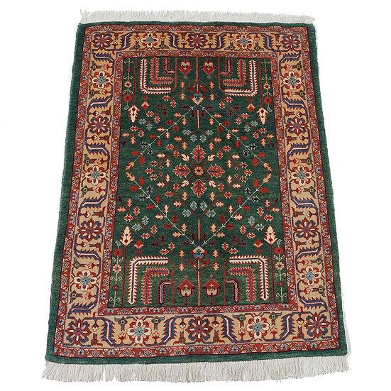 ペルシャ絨毯 ヘリース 172×128cm