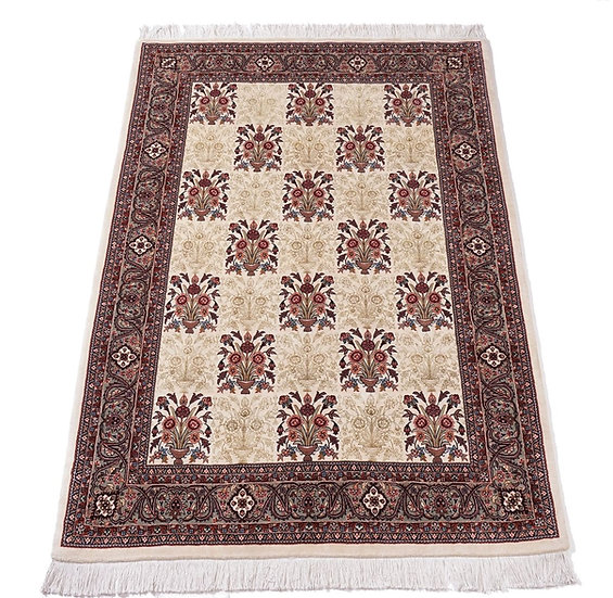 ペルシャ絨毯 ビージャール 220×150cm