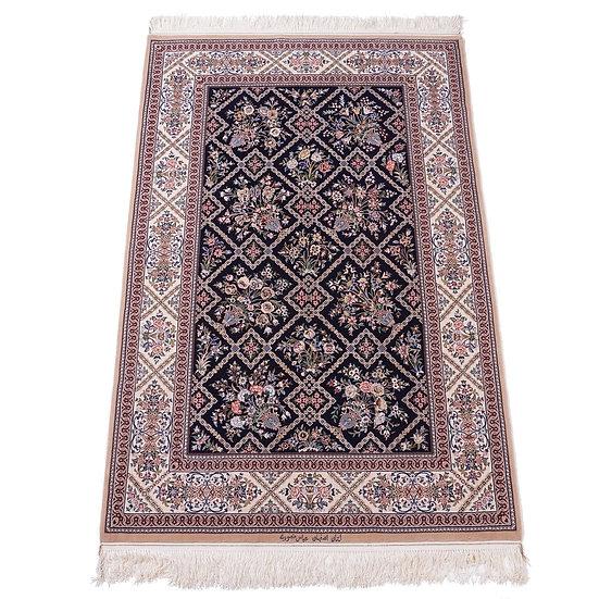 ペルシャ絨毯 イスファハン 200×132cm