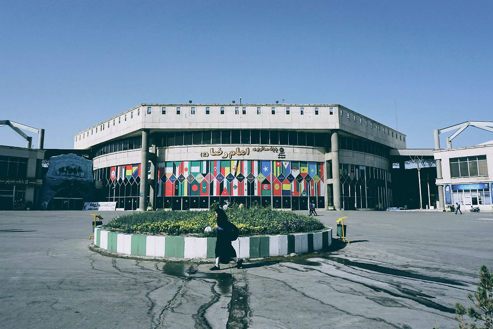 マシュハド バスターミナル