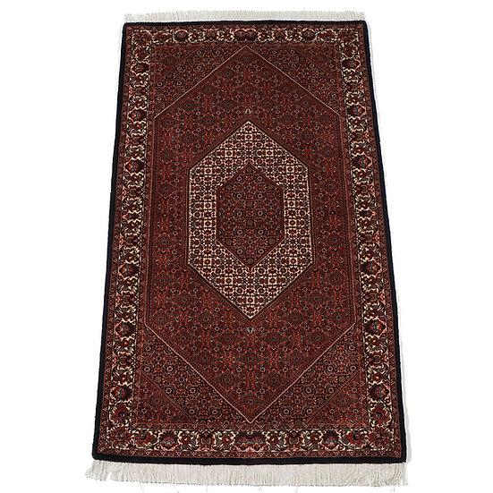ペルシャ絨毯 ビージャール 195×117cm