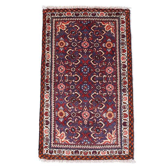 ペルシャ絨毯 ボルチャルー 102×60cm