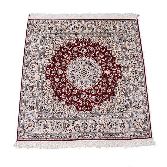 ペルシャ絨毯 ナイン 6la 157×155cm