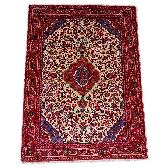 ペルシャ絨毯 ダルジャジーン 150×110cm