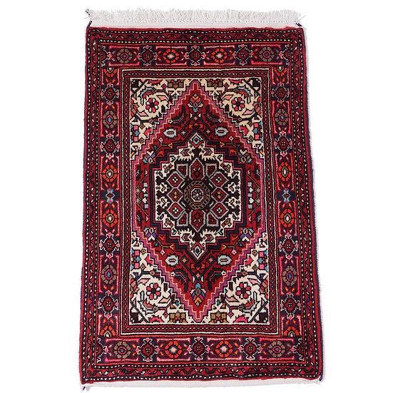 ペルシャ絨毯 ゴルトク 76×50cm