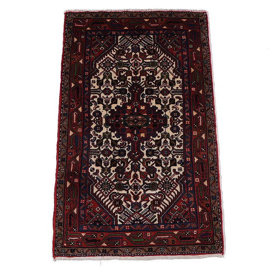 ペルシャ絨毯 タージアーバード 125×80cm