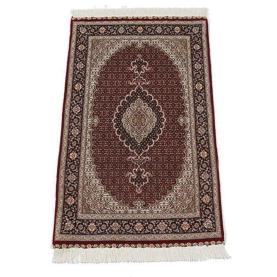 ペルシャ絨毯 タブリーズ 50Raj 160×100cm