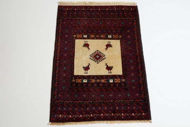 ニワトリ絨毯