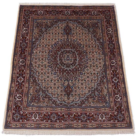 ペルシャ絨毯 ビールジャンド(ムード) 182×152cm
