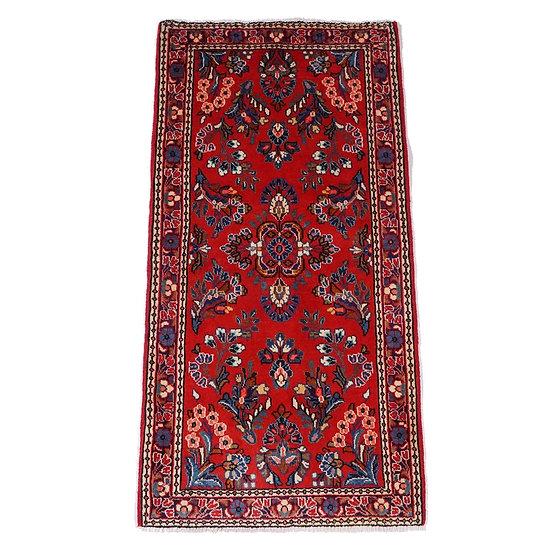 ペルシャ絨毯 アラーク 134×67cm
