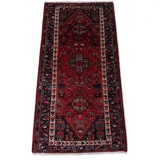 ペルシャ絨毯 ザンジャーン 207×103cm