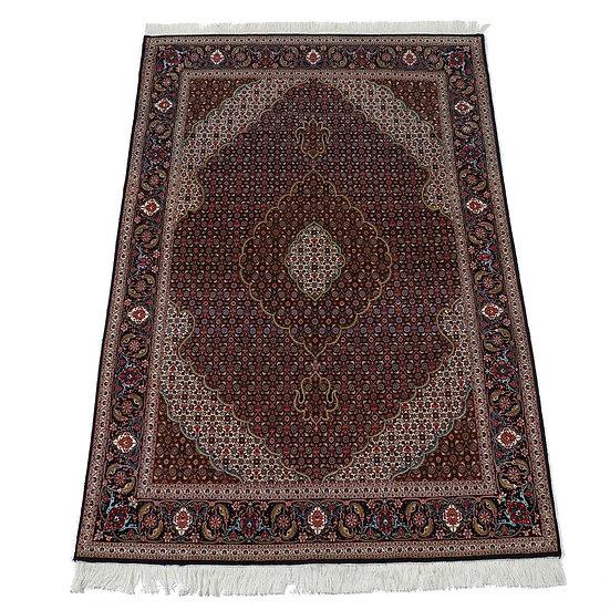 ペルシャ絨毯 タブリーズ 50Raj 210×147cm