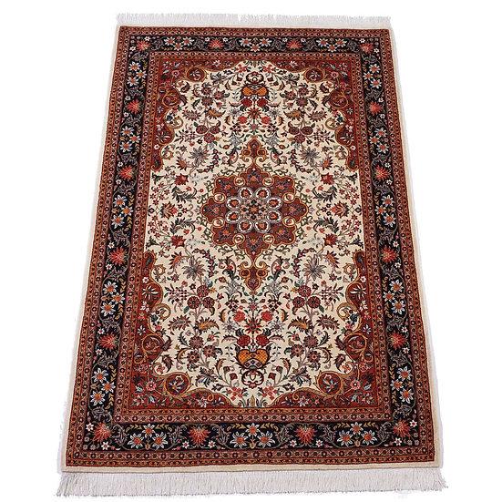 ペルシャ絨毯 ビージャール 213×143cm