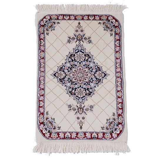 ペルシャ絨毯 ナイン 9la 92×63cm