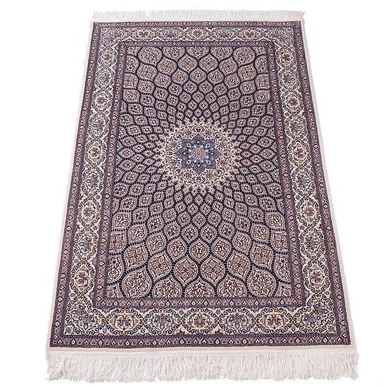ペルシャ絨毯 ナイン 6la 220×150cm