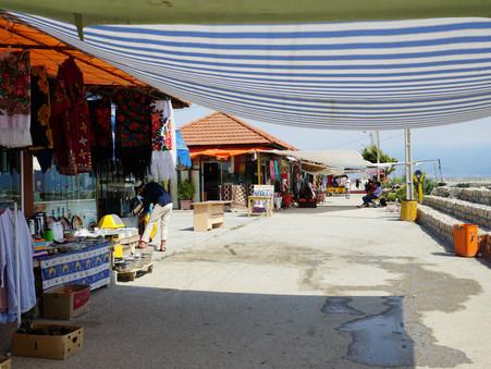 バンダレトルキャマンとカスピ海アーシューラーデ島
