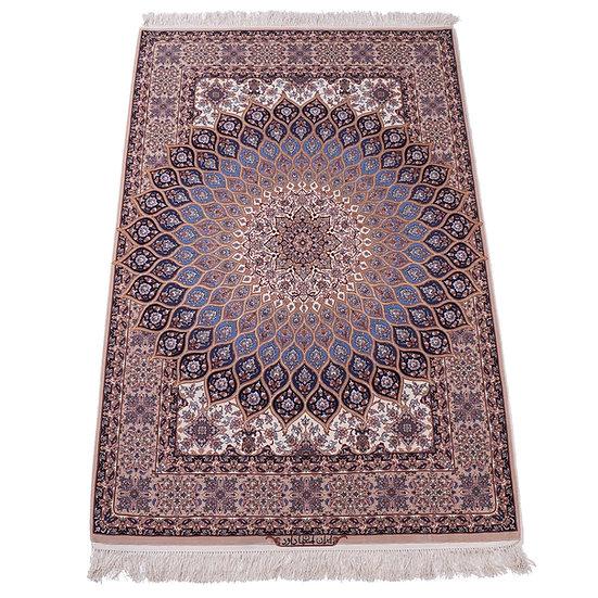 ペルシャ絨毯 イスファハン 208×138cm