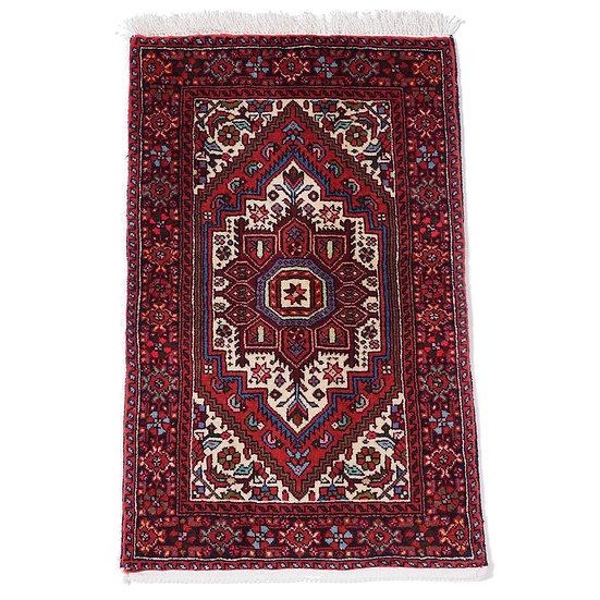 ペルシャ絨毯 ゴルトク 80×50cm