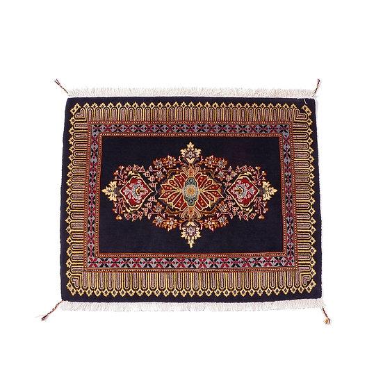 ペルシャ絨毯 カーシャーン 80×97cm
