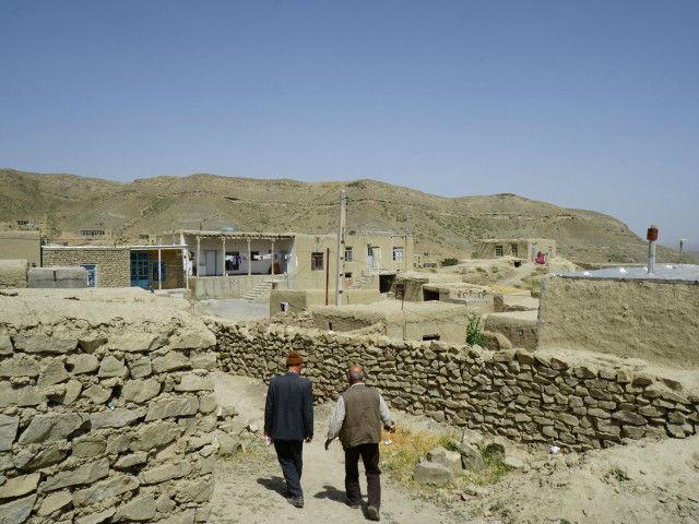 トルキャマンの村 ドゥイドフ イラン