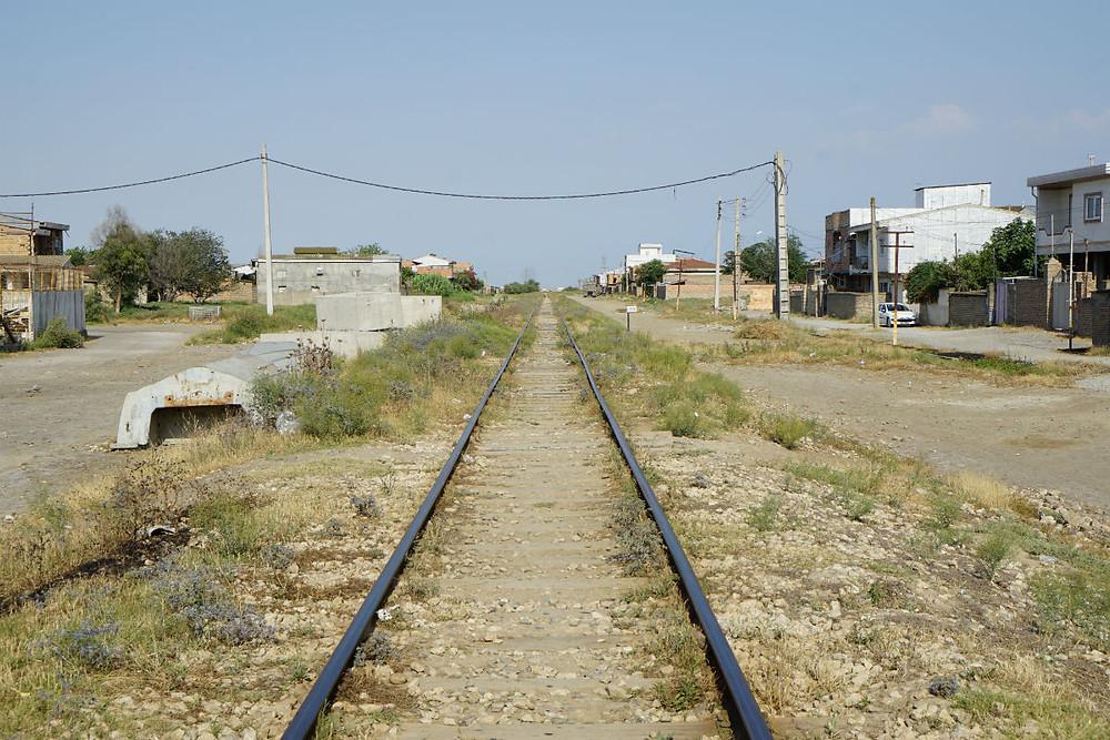 バンダレトルキャマン 鉄道