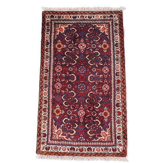 ペルシャ絨毯 ボルチャルー 105×60cm