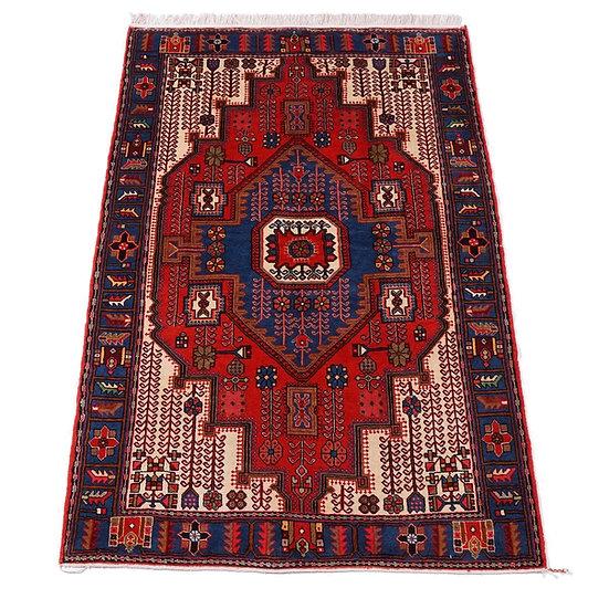 ペルシャ絨毯 ナハーヴァンド 206×140cm