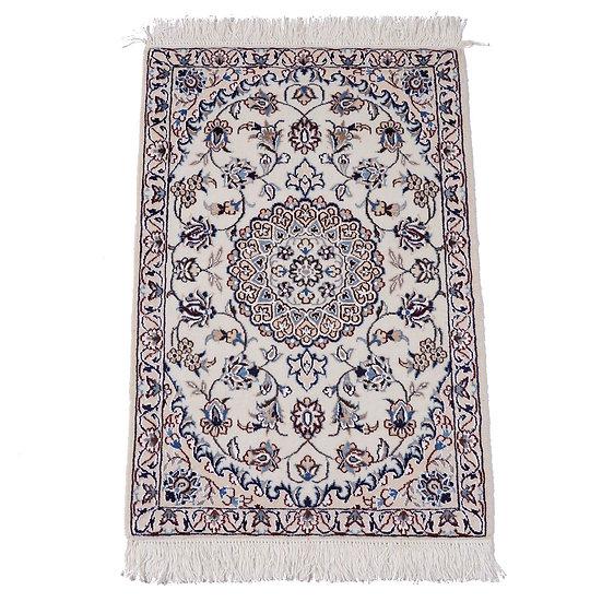 ペルシャ絨毯 ナイン 9la 90×60cm
