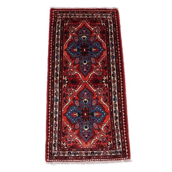 ペルシャ絨毯 タフレッシュ 127×63cm