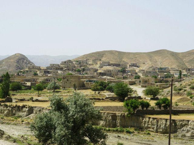 北ホラーサン州 ジョルギャラーン ドゥイドフ村