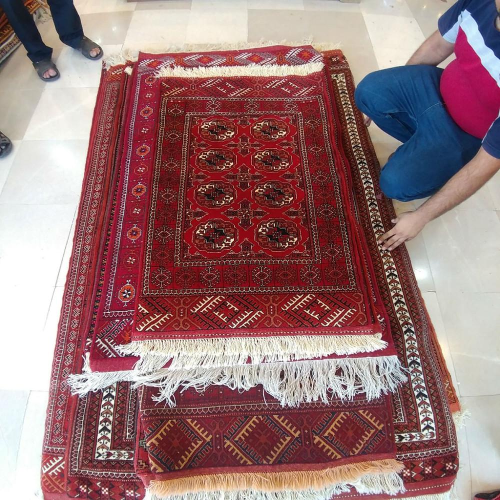 トルキャマン絨毯
