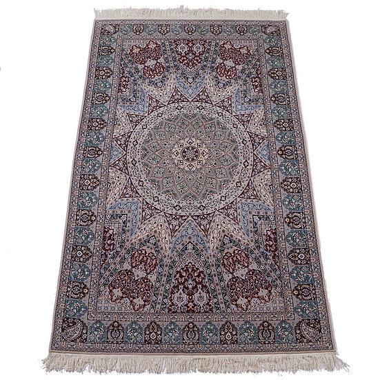 ペルシャ絨毯 ナイン 6la 240×150cm
