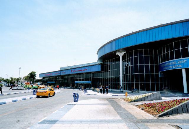 メヘラバード国際空港 第二ターミナル