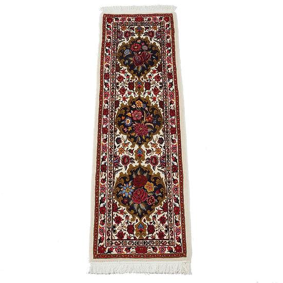 ペルシャ絨毯 バフティヤーリー 177×62cm