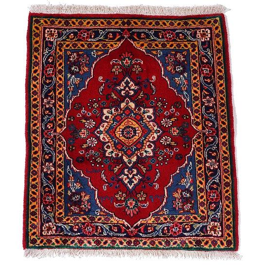 ペルシャ絨毯 ハマダーン shahr baft 85×73cm