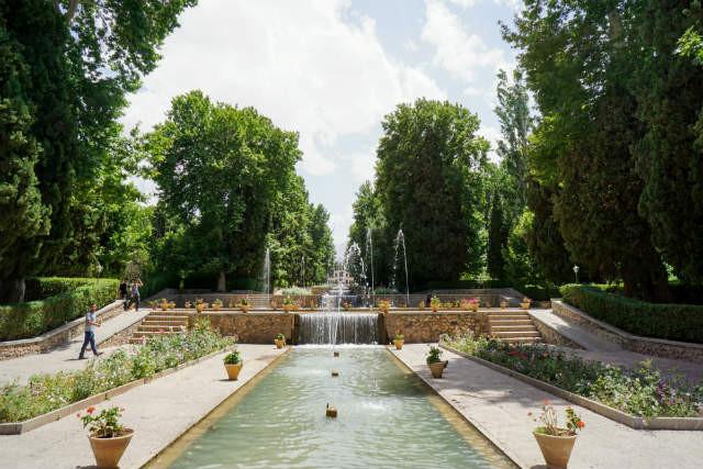 シャーザーデ庭園