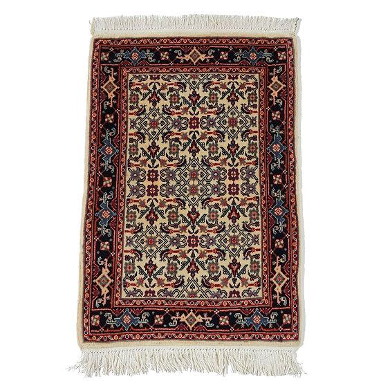 ペルシャ絨毯 ビージャール 83×57cm