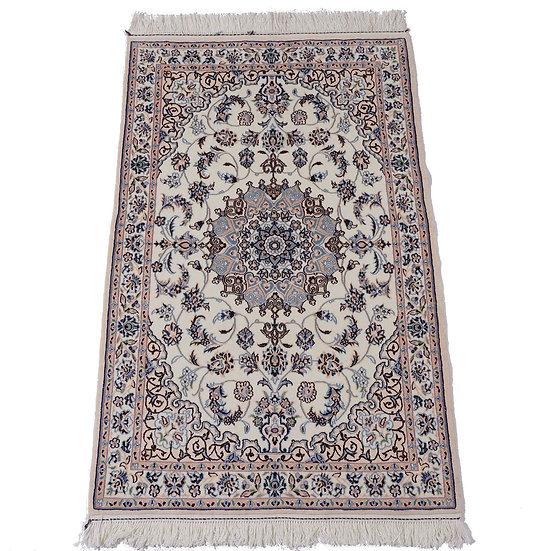 ペルシャ絨毯 ナイン 9la 157×102cm