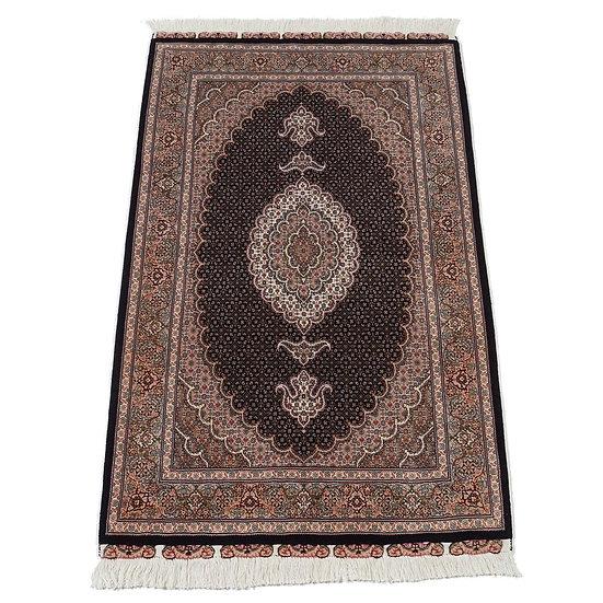ペルシャ絨毯 タブリーズ 50Raj 162×105cm