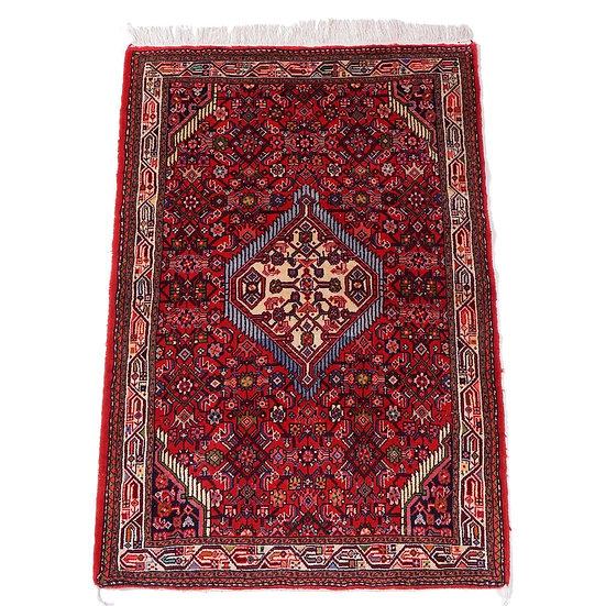 ペルシャ絨毯 タージアーバード 150×105cm