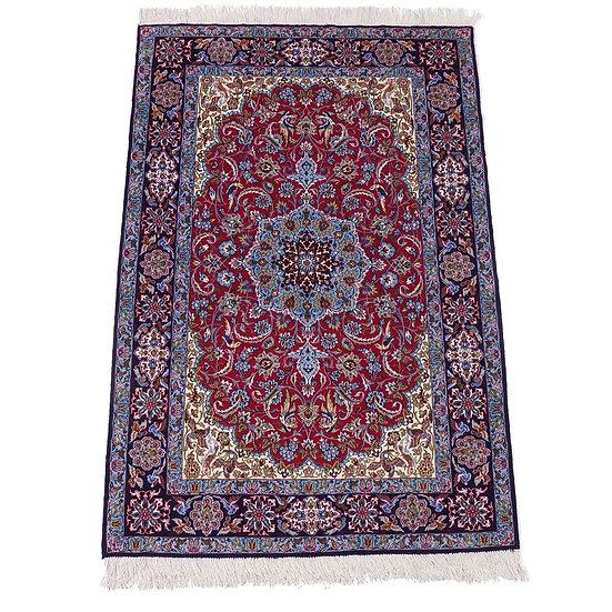 ペルシャ絨毯 イスファハン 165×112cm
