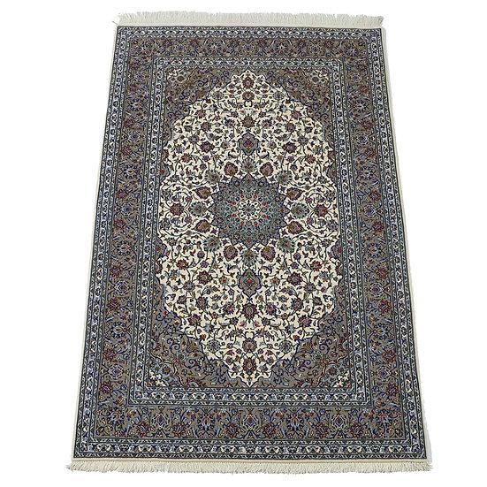 ペルシャ絨毯 カーシャーン 224×138cm