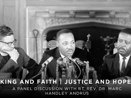 Grace Forum Online King and Faith: Justice and Hope