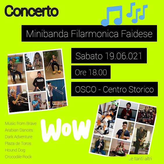 Minibanda Filarmonica Faidese