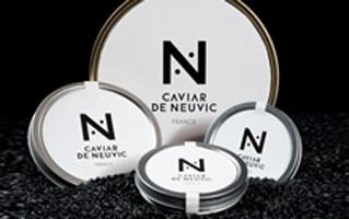 Du caviar en Dordogne !
