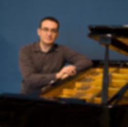 Miroslav Dimitrov - pianist