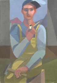 Edgard SCAUFLAIRE (circa 1950)